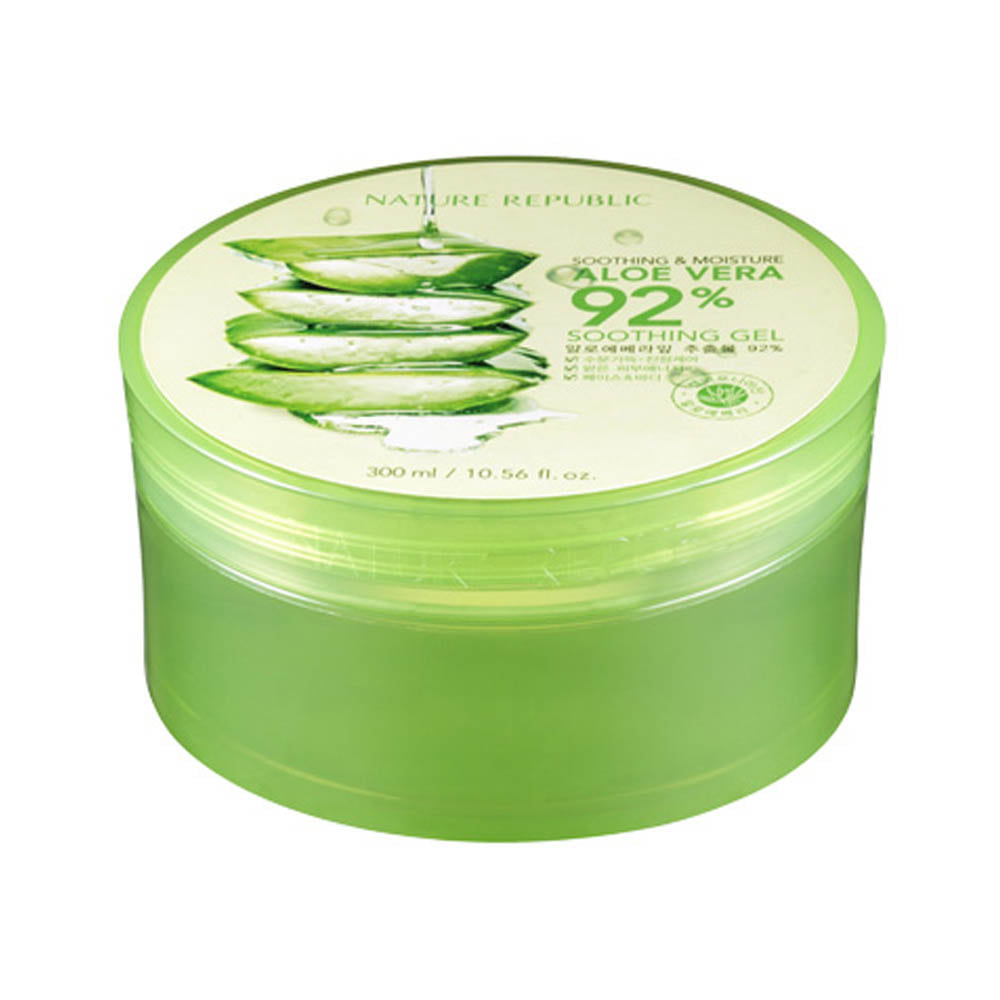 Nature Republic Soothing & Moisture Aloe Vera Soothing Gel 300ml